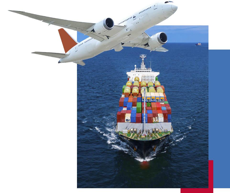 Cotrali Transporte Aéreo y Transporte Marítimo