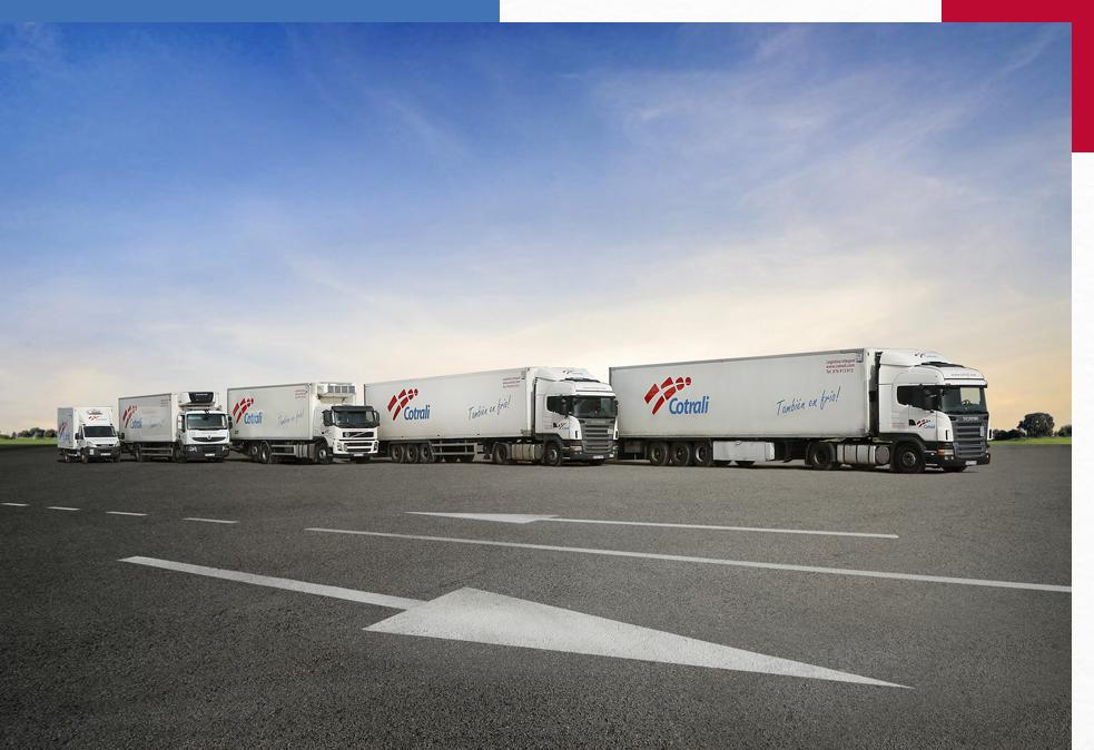 Cotrali Transporte de Mercancías Perecederas