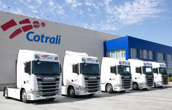 Cotrali Timeline 2006 Nuevas Instalaciones y Ampliación de la Flota