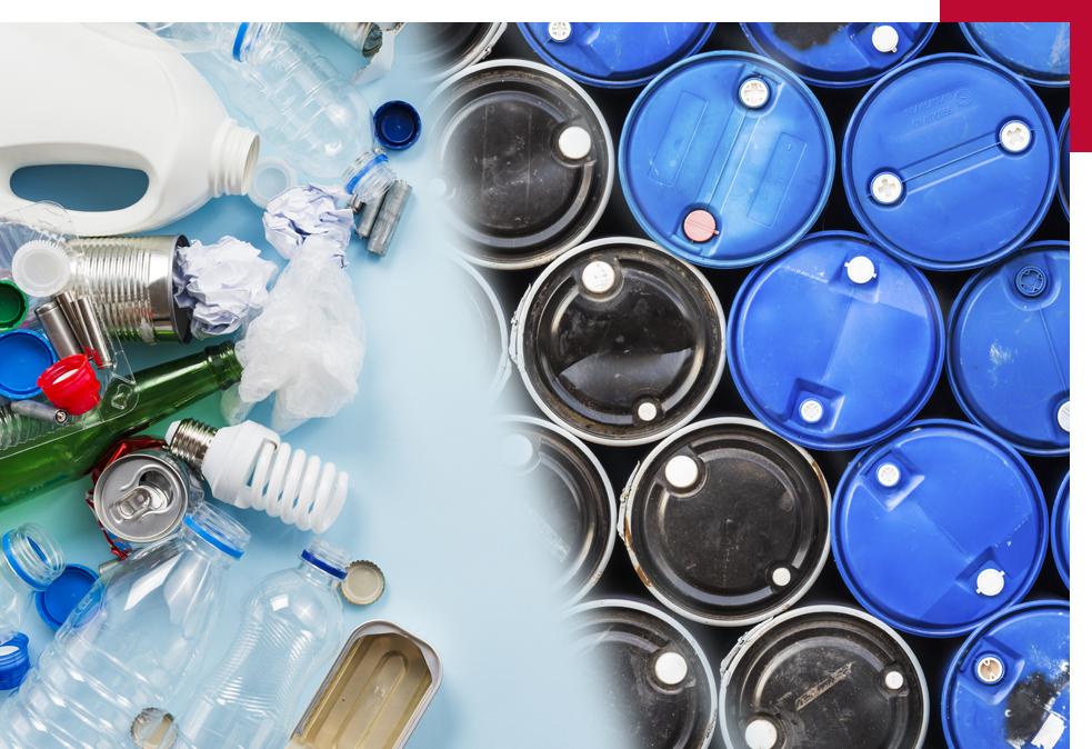 Cotrali - Transporte de residuos peligrosos y no peligrosos